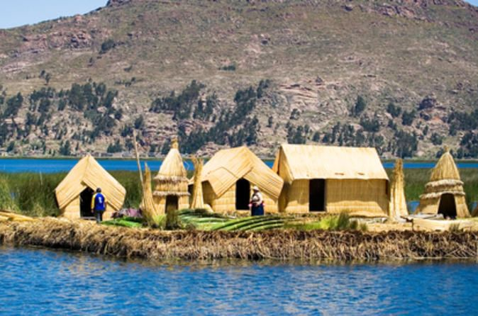 Floating Island Tours From Cusco